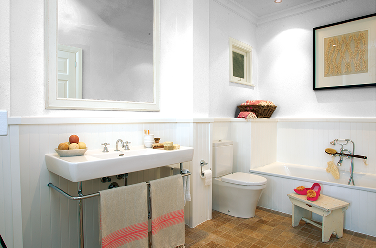 Find the perfect paint colour scheme for you ppg for Bathroom design ideas new zealand