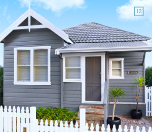 Paint a house exterior for Exterior paint ideas australia